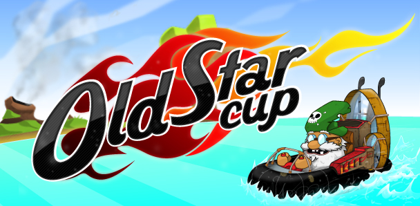 Old star cup